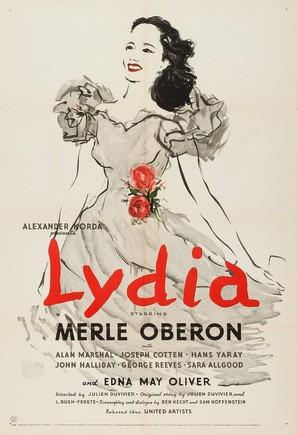 Lydia - Movie Poster (thumbnail)