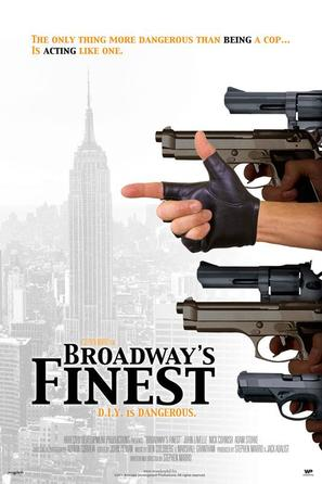 Broadway's Finest - Movie Poster (thumbnail)