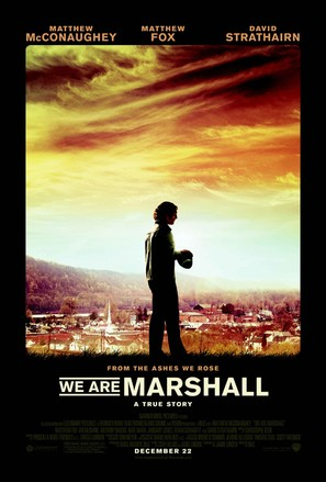 We Are Marshall - Movie Poster (thumbnail)