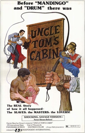 Uncle Tom's Cabin - Movie Poster (thumbnail)