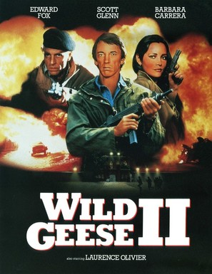 Wild Geese II - Movie Poster (thumbnail)