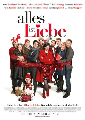 Alles Ist Liebe - German Movie Poster (thumbnail)