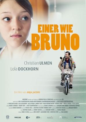 Einer wie Bruno - German Movie Poster (thumbnail)