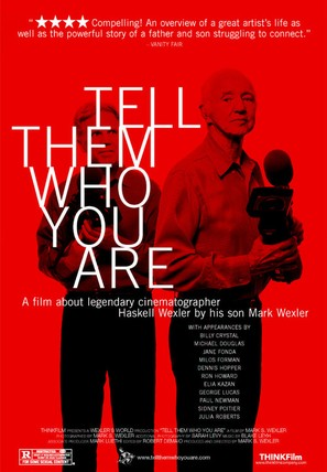 Tell Them Who You Are - poster (thumbnail)
