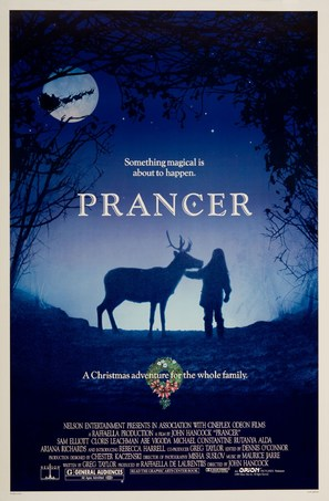 Prancer - Movie Poster (thumbnail)