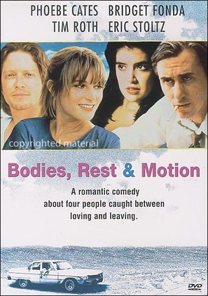 Bodies, Rest & Motion - Movie Poster (thumbnail)