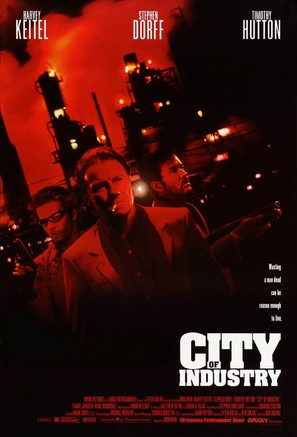 City of Industry - Movie Poster (thumbnail)