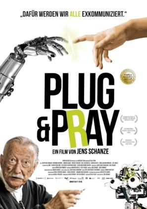 Plug & Pray - German Movie Poster (thumbnail)