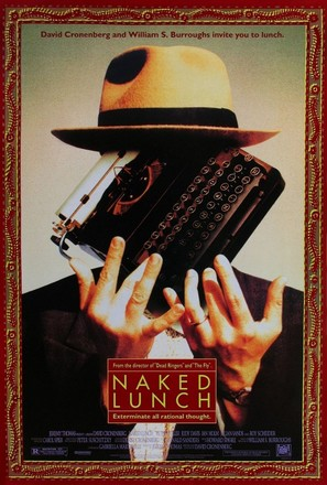 Naked Lunch - Movie Poster (thumbnail)