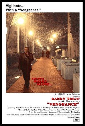 Vengeance - Movie Poster (thumbnail)