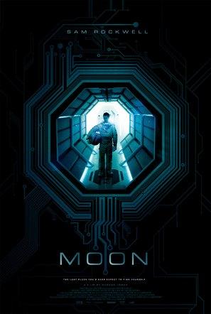 Moon - Movie Poster (thumbnail)