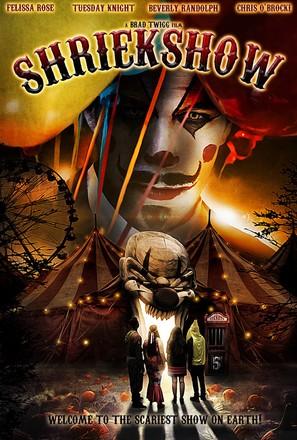 Shriekshow - Movie Cover (thumbnail)