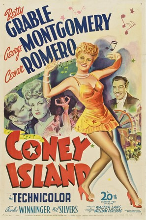 Coney Island - Movie Poster (thumbnail)