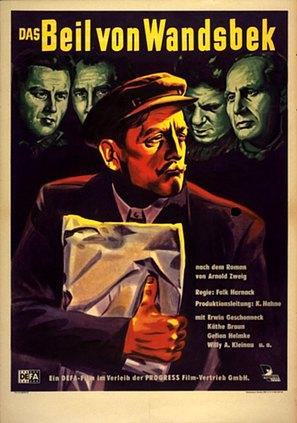 Beil von Wandsbek, Das - German Movie Poster (thumbnail)