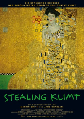 Stealing Klimt - German Movie Poster (thumbnail)