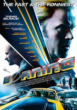 Børning - Norwegian Movie Poster (thumbnail)
