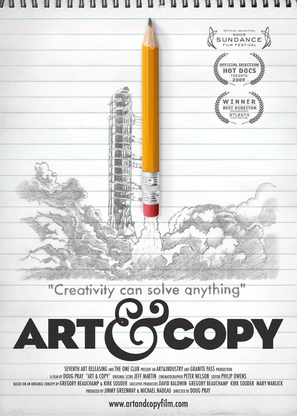 Art & Copy - Movie Poster (thumbnail)
