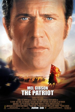 The Patriot - Movie Poster (thumbnail)
