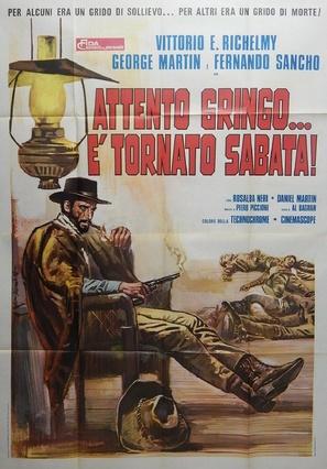 Judas... ¡toma tus monedas! - Italian Movie Poster (thumbnail)
