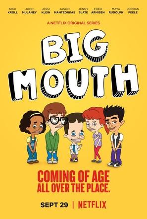 """Big Mouth"" - Movie Poster (thumbnail)"