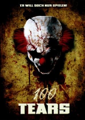 100 Tears - German Movie Poster (thumbnail)