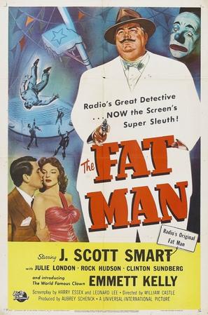 The Fat Man - Movie Poster (thumbnail)