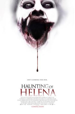 The Haunting of Helena - Italian Movie Poster (thumbnail)