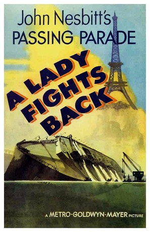 A Lady Fights Back - Movie Poster (thumbnail)