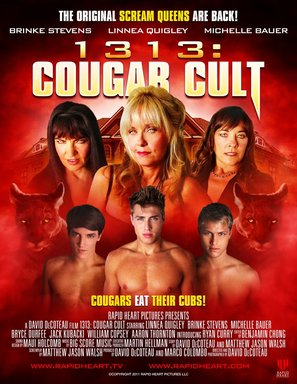 1313: Cougar Cult - Movie Poster (thumbnail)