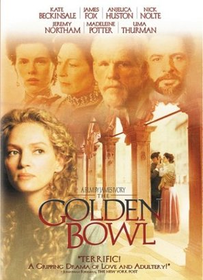The Golden Bowl - DVD movie cover (thumbnail)