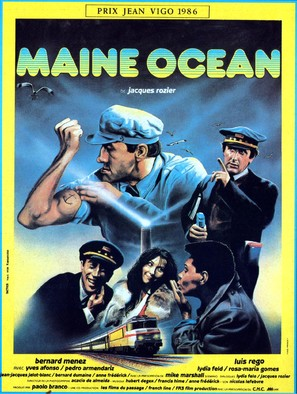 Maine-Océan - French Movie Poster (thumbnail)