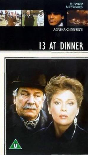 Thirteen at Dinner - British Movie Cover (thumbnail)