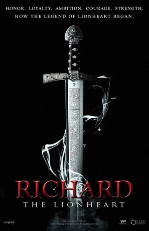 Richard: The Lionheart - Movie Poster (thumbnail)