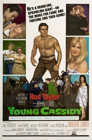 Young Cassidy - Movie Poster (thumbnail)