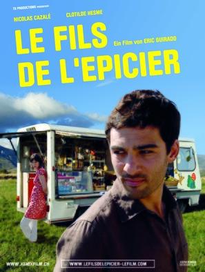Le fils de l'épicier - French Movie Poster (thumbnail)