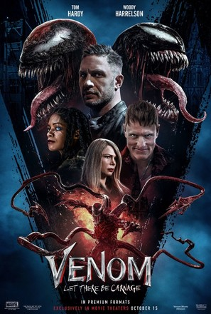 Venom: Let There Be Carnage - Movie Poster (thumbnail)