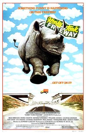 Honky Tonk Freeway - Movie Poster (thumbnail)