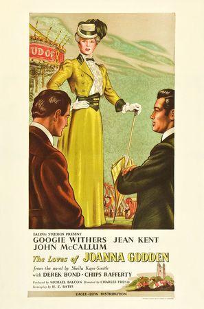 The Loves of Joanna Godden - British Movie Poster (thumbnail)
