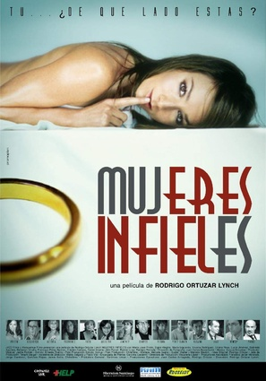 Mujeres infieles - Spanish poster (thumbnail)