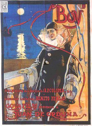 Boy - Spanish Movie Poster (thumbnail)