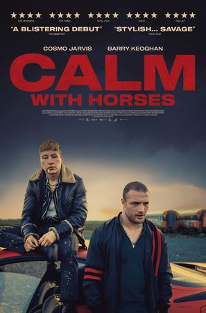 Calm with Horses - British Movie Poster (thumbnail)