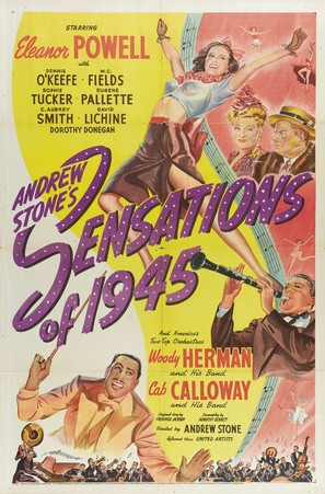 Sensations of 1945 - Movie Poster (thumbnail)