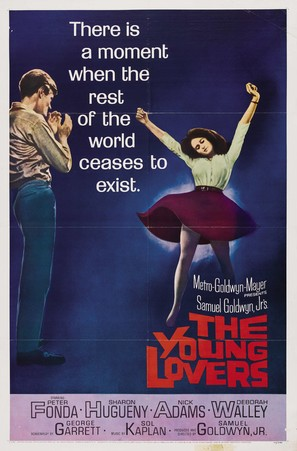 The Young Lovers - Movie Poster (thumbnail)
