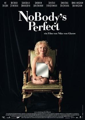 Nobody's Perfect - German Movie Poster (thumbnail)