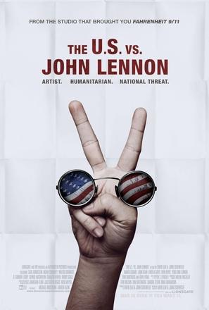 The U.S. vs. John Lennon - Movie Poster (thumbnail)