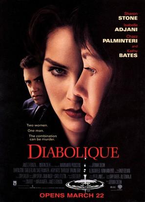 Diabolique - Movie Poster (thumbnail)