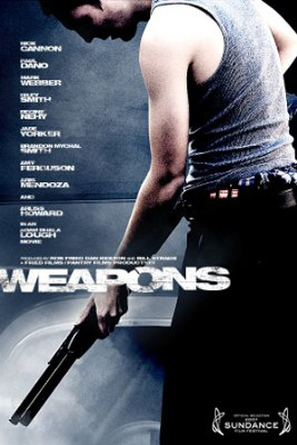 Weapons - Movie Poster (thumbnail)