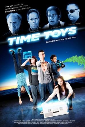 Time Toys - Movie Poster (thumbnail)
