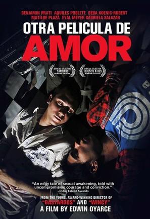 Otra película de amor - Chilean Movie Poster (thumbnail)