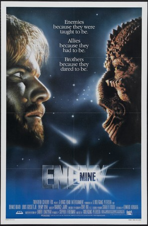 Enemy Mine - Movie Poster (thumbnail)